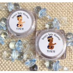 Personalized Vintage Little Prince Lip Balm in Caucasian or African American (Set of 12)