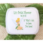 Personalized Tinkerbell Mint Tins (Set of 12)
